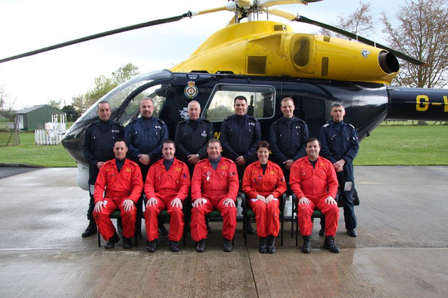 wilts-air-ambulance-team